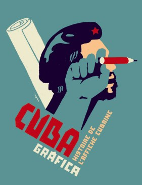 Affiche Cuba grafica ©DUGUDUS