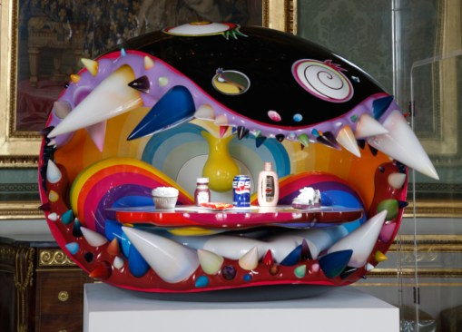 """Collaboration avec Takashi Murakami """"les choses simples"""" (The Simple Things)"""