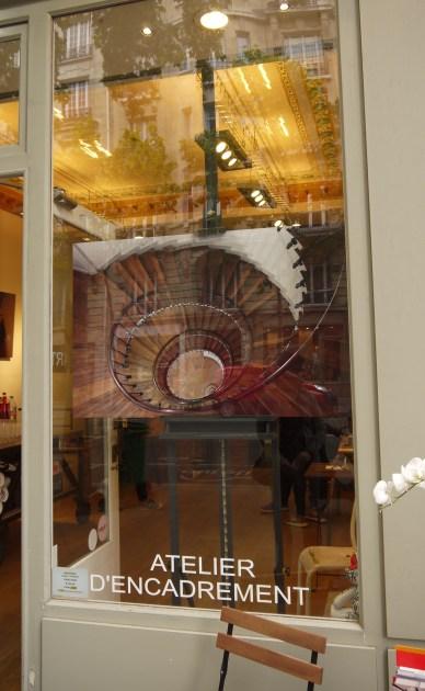Facade de la Millesime Gallery ©Monsieur Benedict