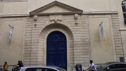 Entrée de l'Hôtel d'Ecquevilly ©Monsieur Benedict