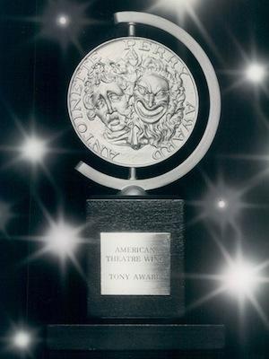 Statuette du Tony Award
