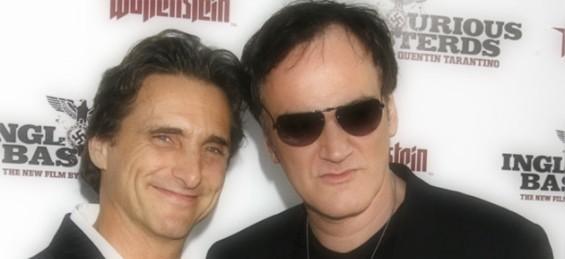 Lawrence Fender et Quentin Tarantino