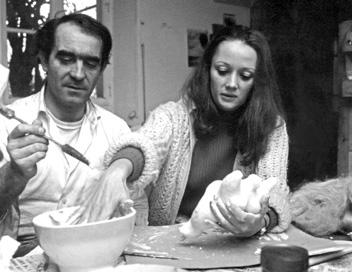 Jean Tinguely et Niki de Saint Phalle