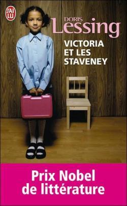 """Le livre """" Victoria et les Staveney"""""""