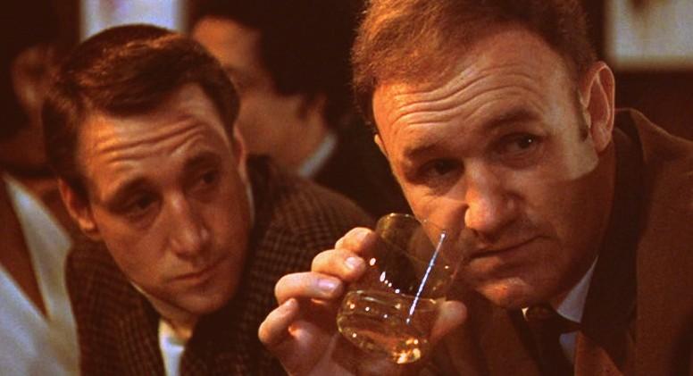Roy Scheider et Gene Hackman