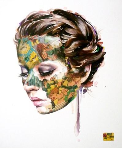 La Cage, la Rose et les épines ©Sandra Chevrier