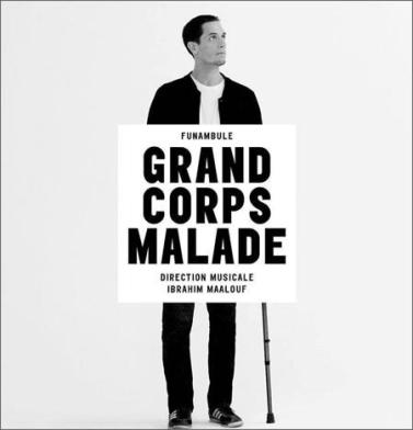 """""""Funambule"""" de Grand Corps Malade"""
