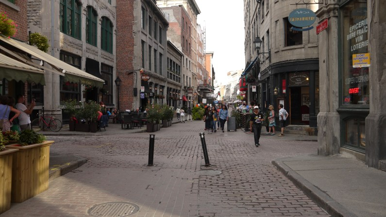 Le Vieux Montréal ©Monsieur Bénédict