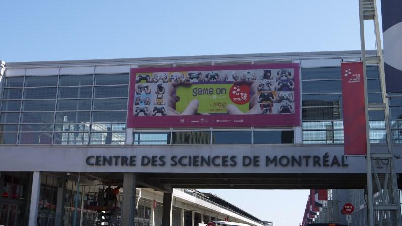Centre des Sciences de Montréal ©Monsieur Bénédict