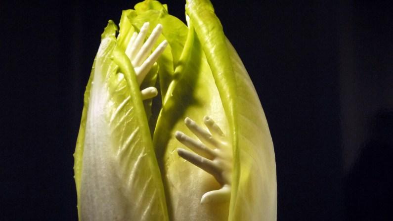 """Instant Sex Food """"Dita von Endive"""" Clarisse Rebotier ©Monsieur Bénédict"""