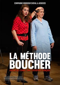 La Méthode Boucher spectacle femmes en entreprise