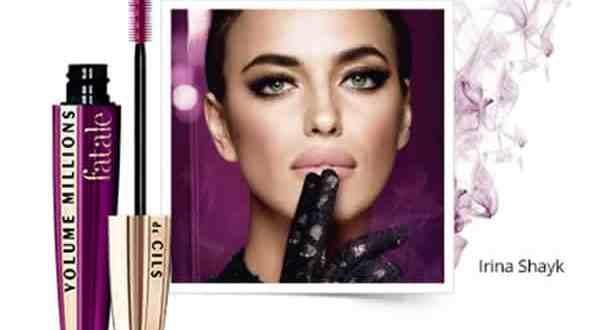 Test Produit Gratuit 300 Mascara Volume Millions Cils Fatale L'Oréal Paris à gagner !
