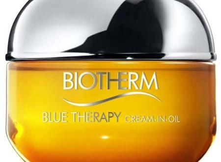 Jeu Nocibé 32 Soins Blue Therapy Cream-In-Oil de Biotherm à gagner !