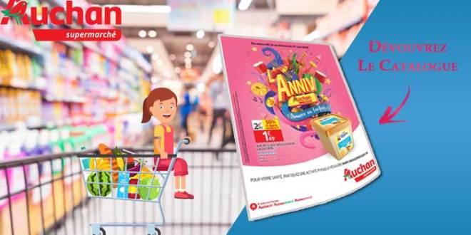 Catalogue Auchan Supermarché Du 16 au 27 Mai 2018