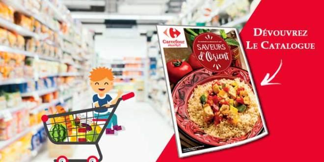 Catalogue Carrefour Market Spécial Ramadan du 4 au 27 mai 2018