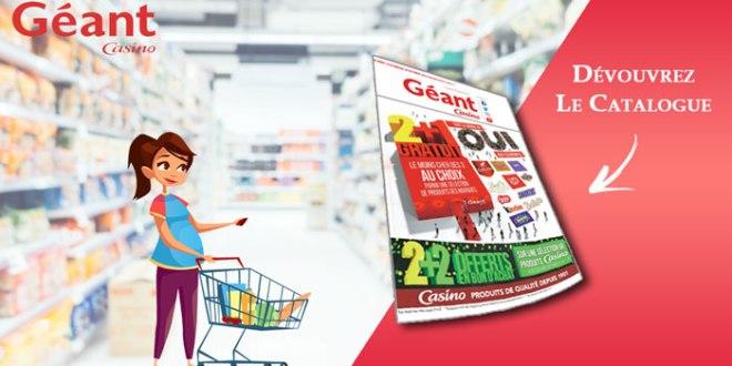 Catalogue Géant Casino Du 18 Au 30 Septembre 2018