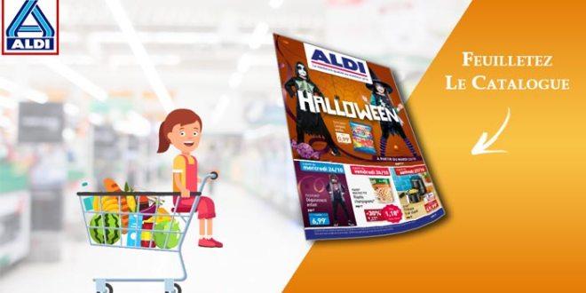 Catalogue Aldi Halloween Du 24 Au 30 Octobre 2018
