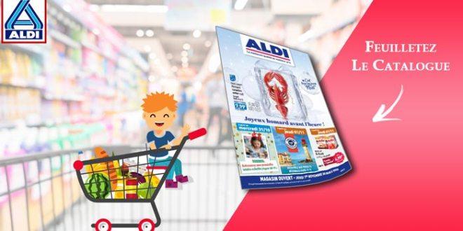 Catalogue Aldi Du 31 Octobre Au 6 Novembre 2018