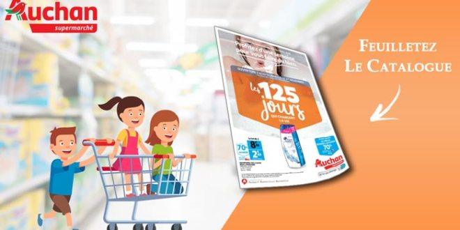 Catalogue Auchan Supermarché Du 31 Octobre Au 6 Novembre 2018