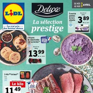 Catalogue Lidl Du 3 Au 9 Avril 2019