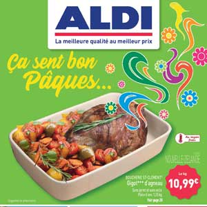 Catalogue Aldi Du 15 Au 21 Avril 2019