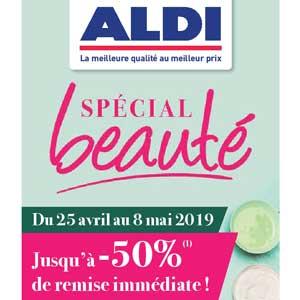 Catalogue Aldi Du 22 Au 28 Avril 2019