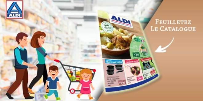 Catalogue Aldi Du 20 Au 26 Mai 2019