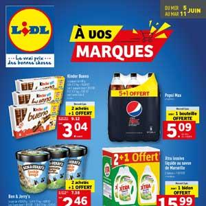 Catalogue Lidl Du 5 Au 11 Juin 2019