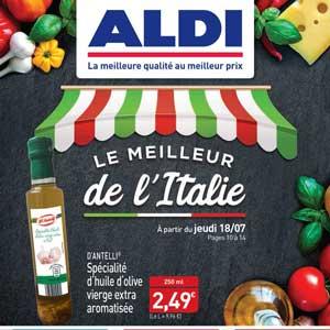 Catalogue Aldi Du 15 Au 21 Juillet 2019