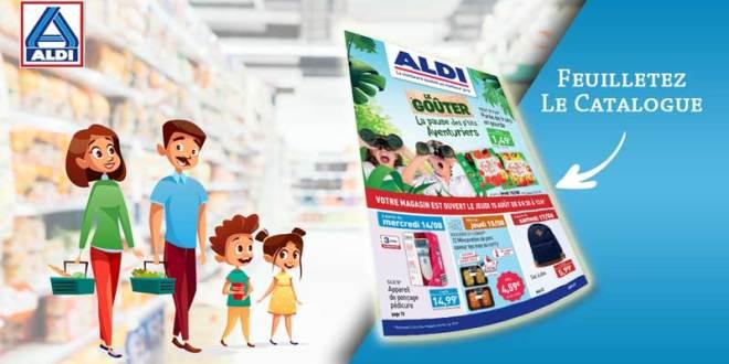 Catalogue Aldi Du 12 Au 18 Août 2019
