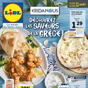 Catalogue Lidl en ligne