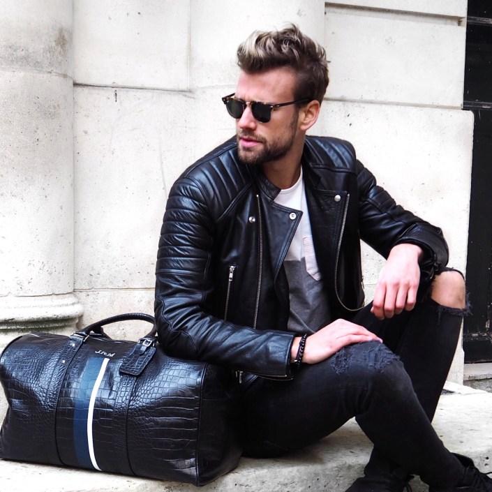 L'outfit idéal pour un look rock et Urbain
