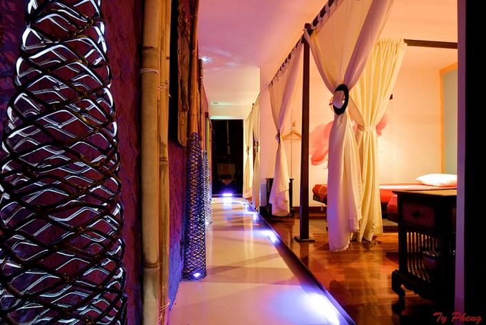 Mon massage tonique chez Thaï Harmonie spa