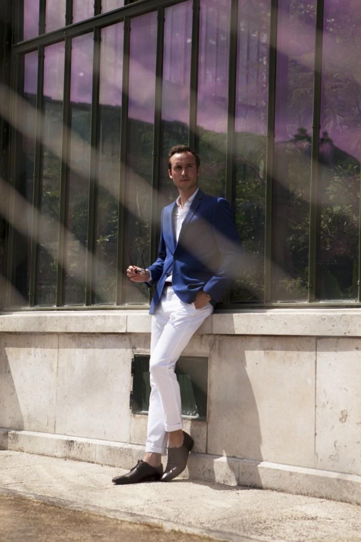 Vous aimez le look dandy chic ? By @Matthieudlf