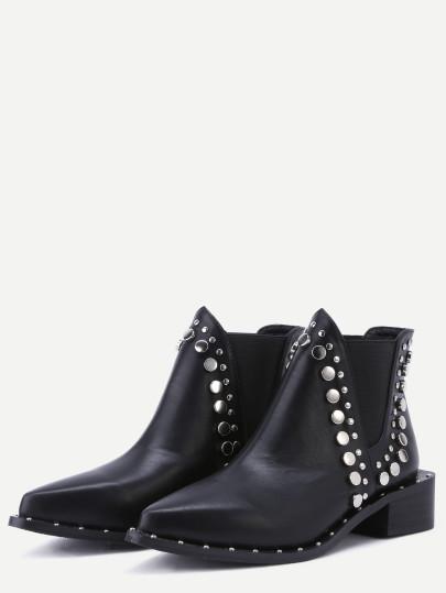 Boots cloutées Shein