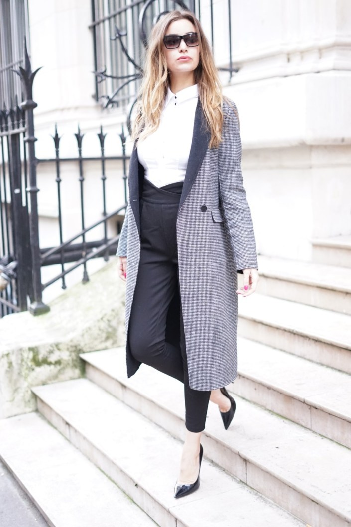 Avoir un look de working girl