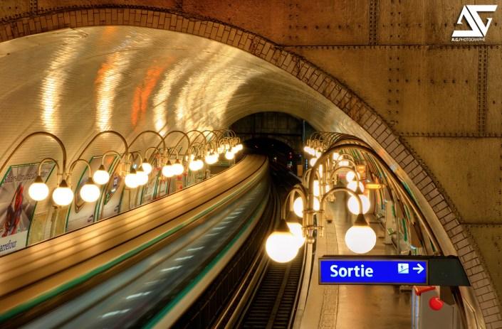 Les plus belles stations de Métro