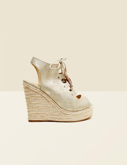 Sandales compensées Jennyfer