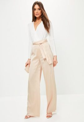 pantalon-nude-en-satin-exclusivit-tall