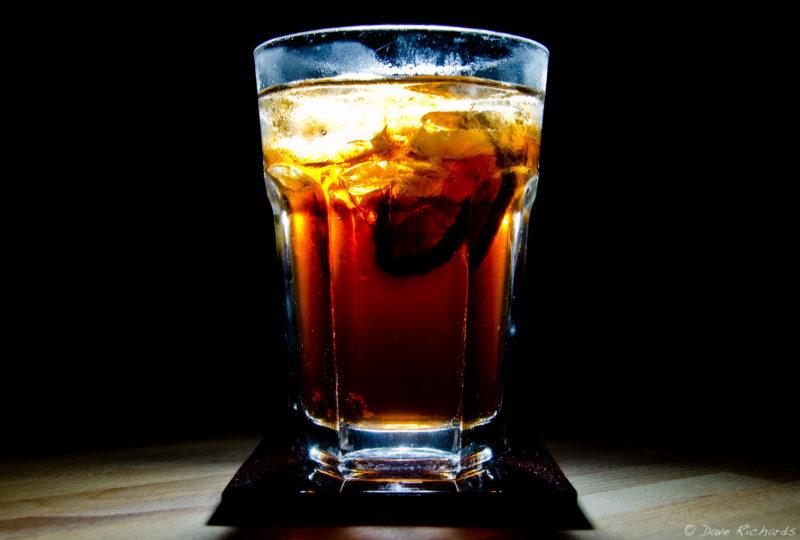 MonsieurMadame cocktail Cuba LIbre