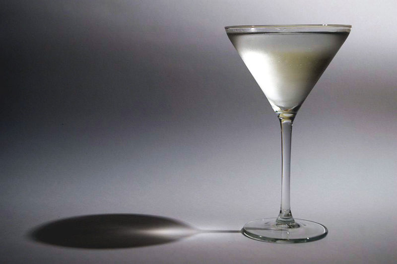 MonsieurMadame cocktail Vodka Martini