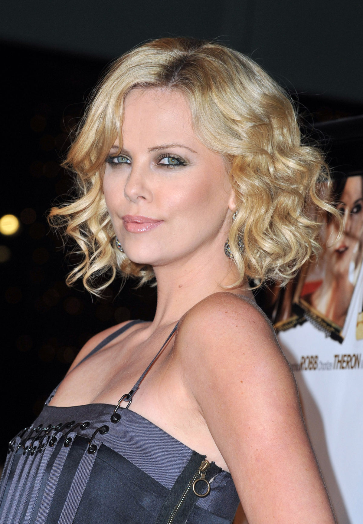 "Charlize Theron attends the premiere of ""Sleepwalking"" held at the Directors Guild of America in West Hollywood, Los Angeles."