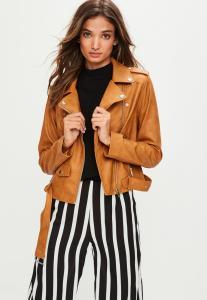 perfecto-marron-en-simili-cuir