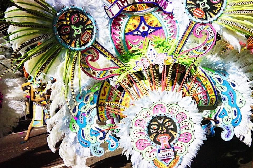 Junkanoo, le carnaval des Bahamas