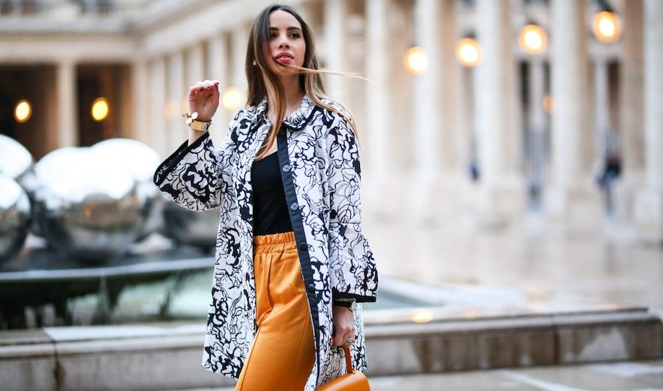 Prenez une leçon de style avec la très coquette, Maria Rosaria Rizzo !