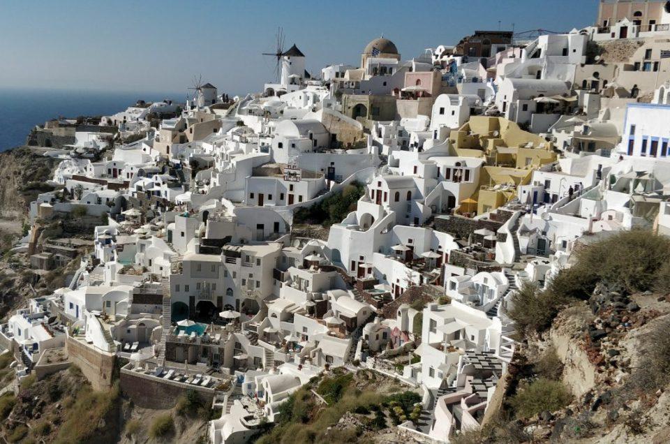 Les Cyclades : notre séjour de Mykonos à Santorin