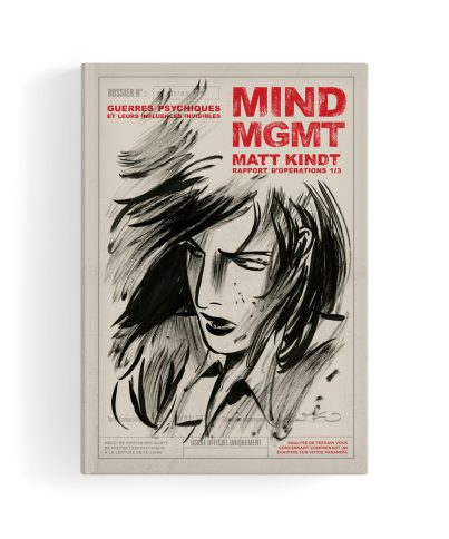 MIND MGMT Matt Kindt Monsieur Toussaint Louverture