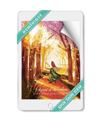 ePub Anne d'Avonlea, nouvelle traduction