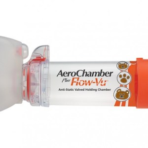AeroChamber Naranja Small