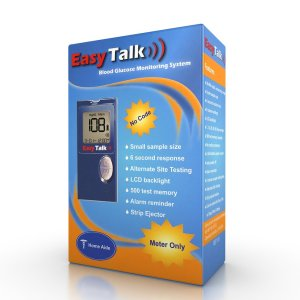 Glucómetro Easy Talk
